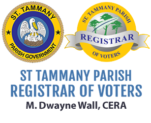 St.Tammany Parish Registrar of Voters